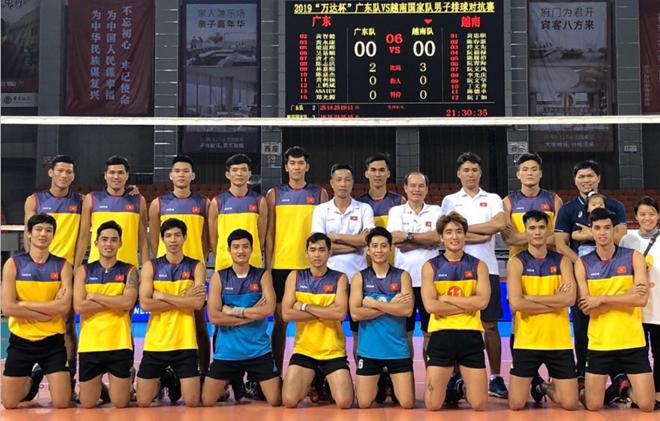 Hình ảnh: Danh sách chính thức ĐT bóng chuyền nam Việt Nam tham dự SEA Games 30 số 1